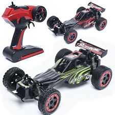 2.4G High Speed Monster Truck Remote Control Off Road RC RTR Racing Car Toy Gift