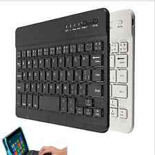 """7.9""""Ultra EGim Aluminum Bluetooth Wireles Keyboard For IOS Android PC ComputerS6"""