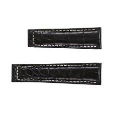 Louisiana Alligator Watch Strap for Rolex Daytona