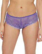Wacoal Embrace Lace Tanga Brief Knickers 848191 Blue Iris * New Womens Lingerie
