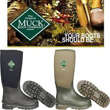 Chore Hi New Waterproof Country Walking Horse Riding Welly MUCK BOOT Size 4-14