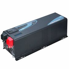 3000w Peak 9000w LF Pure Sine Wave Power Inverter Charger 12VDC to 110VAC