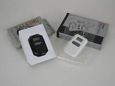 1 Talking Alarm Clock Keychain for Visually Impaired-NEW IN BOX & New Batteries