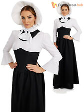 Ladies Victorian Costume Adults Posh Historical Fancy Dress Womens Outfit