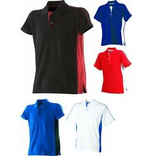 Kid Children Boy Girl Finden Hales Cotton Sport Polo Neck Short Sleeve Shirt Top