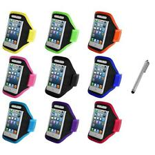 For iPod Touch 5th Gen 5G 5 Full Running Sports Gym Armband Case+Metal Pen