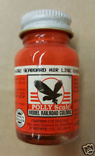 POLLY SCALE Model Railroad #414382 Seaboard AirLine Red Model Paint 1 fl. oz.