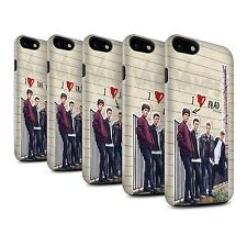 The Vamps Gloss Tough Case/Cover for Apple iPhone 7 /The Vamps Secret Diary