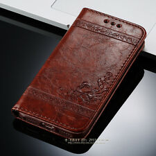 Retro Wallet Magnetic Flip Leather Case Cover for Apple iPhone 7 7 Plus 6 6s 5
