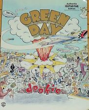 Green Day Dookie Guitar Tab Sheet Music Chords Lyrics Punk Rock Songs Book