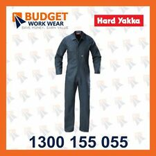 Hard Yakka Cotton Drill Coverall (Y00010)