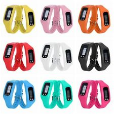 Sale Fitness Run Step Pedometer Digital LCD Walking Distance Calorie Counter