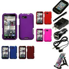 For Motorola Defy MB525 Rigid Plastic Hard Snap-On Case Phone Cover Accessories