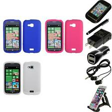 For Samsung ATIV Odyssey Silicone Skin Rubber Soft Case Phone Cover Accessories