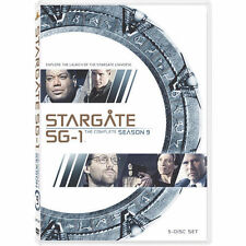 Stargate SG-1 - Season 9 [5-Disc Set] New DVD B29