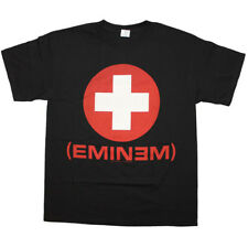 Men's Eminem Recovery T-Shirt Black Rap Hip Hop