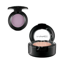 MAC Eye Shadow Fard A Pauppieres AB4 Wow Factor Matte/CB4 Bouffant Veluxe Pearl