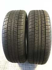 2 Used Tires P235/70R15 2357015 Maxxis Bravo 750 5-6/32 50% 107034