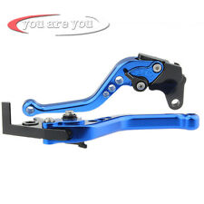 For BMW K1600 GT/GTL R1200GS Adventure K1200R CNC Brake Clutch Levers Shory Blue