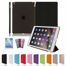 Magnetic Ultra-Slim Smart Stand Cover Case for iPad 4 3 2/iPad mini/iPad Air 2