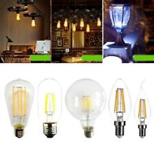 E27 220V 4W Vintage Style Filament Edison Antique Lamp Light Bulb 6000K/3000K