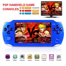 "5.0"" HD Multimedia Player Digital Video Camera 8GB PSP Handheld game console MP4"