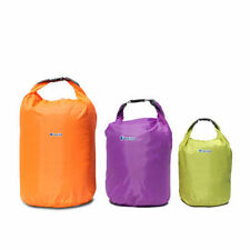 Water Resistant Waterproof Dry Bag Canoe Floating Boating Kayaking Camping S/M/L