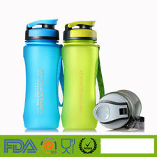 20oz Sport Water Bottle With Filter Portable Bicycle Cycling Juice Space Cup