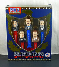 Pez Education Series Presidents Collection Volume V (5) NEW 1881-1909
