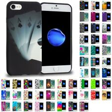 For Apple iPhone 7 Plus [5.5] Silicone Gel Design Case Flexible TPU Skin Cover
