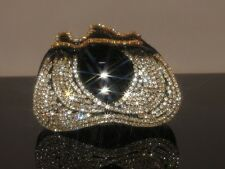 Gorgeous Hair Clip Claw with Shinny Swarovski Crystals Hair Jewelry Accessories
