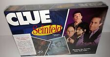 Clue Seinfeld collector's edition board game New/Factory sealed OOP! USAopoly