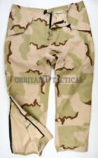 ECWCS USGI ARMYMILITARY DCU DESERT COLD WEATHER GORETEX PANTS TROUSERS