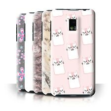 STUFF4 Back Case/Cover/Skin for LG Optimus 2X/P990/Pink Fashion