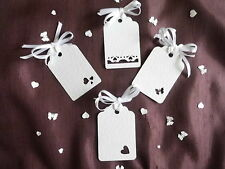 25  PLACECARDS/ GIFT /WISHING TREE/ FAVOUR TAGS VARIOUS DESIGNS