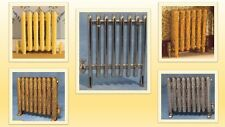 1:12 scale dolls house miniature vintage antique radiators 5 to choose from.