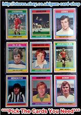 ☆ Topps 1976 Football Blue/Grey Cards 217 to 270 (VG) *Please Select Cards*