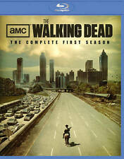 Walking Dead: The Complete First Season One 1 (2 Blu-ray Disc set, 2011)  NEW