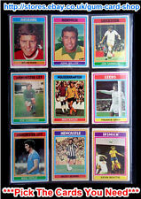 ☆ Topps 1976 Football Blue/Grey Cards 1 to 182 (G) *Please Select Cards*