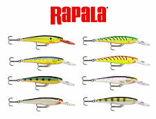 "RAPALA MINNOW RAP MR09 BALSA WOOD 3 1/2"" (9 CM) select colors"
