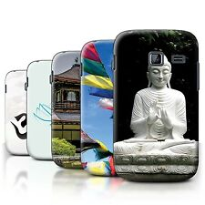STUFF4 Back Case/Cover/Skin for Samsung Galaxy Y Duos/S6102/Inner Peace