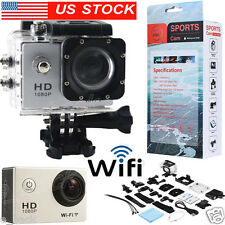 Full HD 1080P Sport DV Action Camera Waterproof VR Video Camera Camcorders CAM