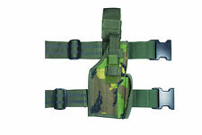 NEW WEB-TEX US ARMY STYLE DROP LEG HOLSTER RIG,MULTICAM,DPM,BLACK & OLIVE GREEN