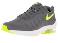 Men Nike Air Max Invigor Running Mens Shoes Cool Grey Volt White 749680 071 NEW