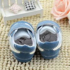 Lovely Infant Slip-on Sneakers Baby Boy Girl Crib Shoes Anti-Slip Prewalker New