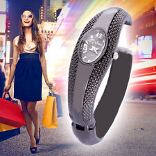 Fashion Women Lady Girl Bracelet Bangle Quartz Analog Wrist Watch Jewelry Gift