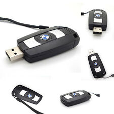 Stylish BMW KEY USB 2.0 Flash Drive 4GB 8GB 16GB 32GB 64GB Memory Thumb Stick