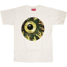 Mishka Camo keep Watch T-Shirt white