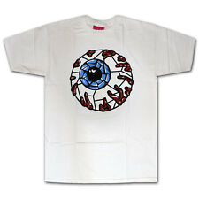 Mishka Stained Glass Keep Watch T-Shirt White