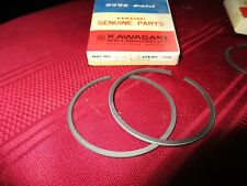 Kawasaki A1 S2 piston rings new 13024-039